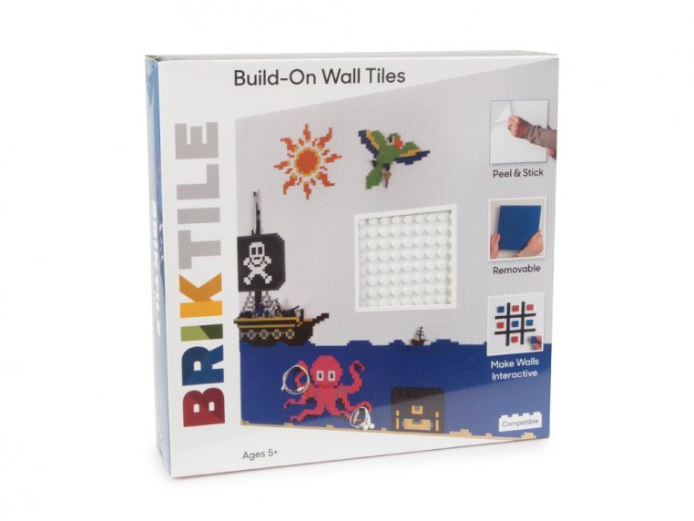 Removable Tile Building Surface Kit by BRIK - 5