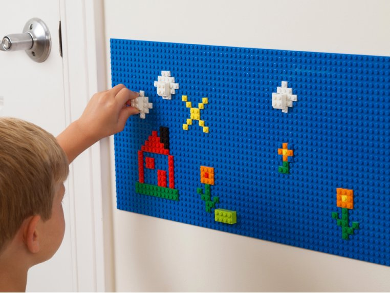 Removable Tile Building Surface Kit by BRIK - 1