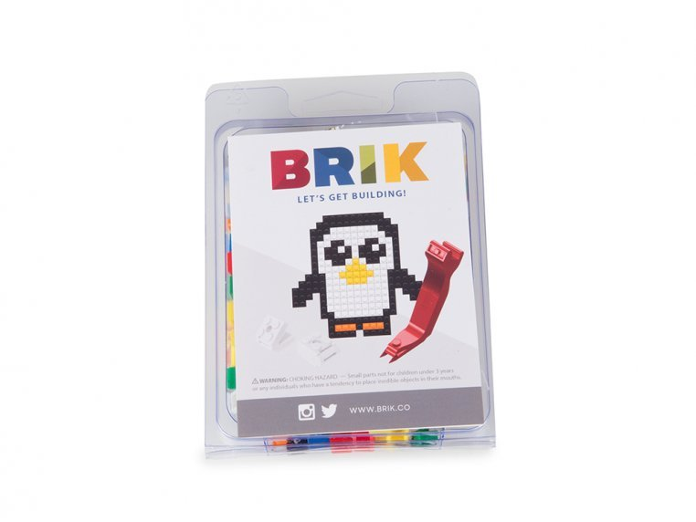 Accessory Kit for Removable Tile Building Surface by BRIK - 4