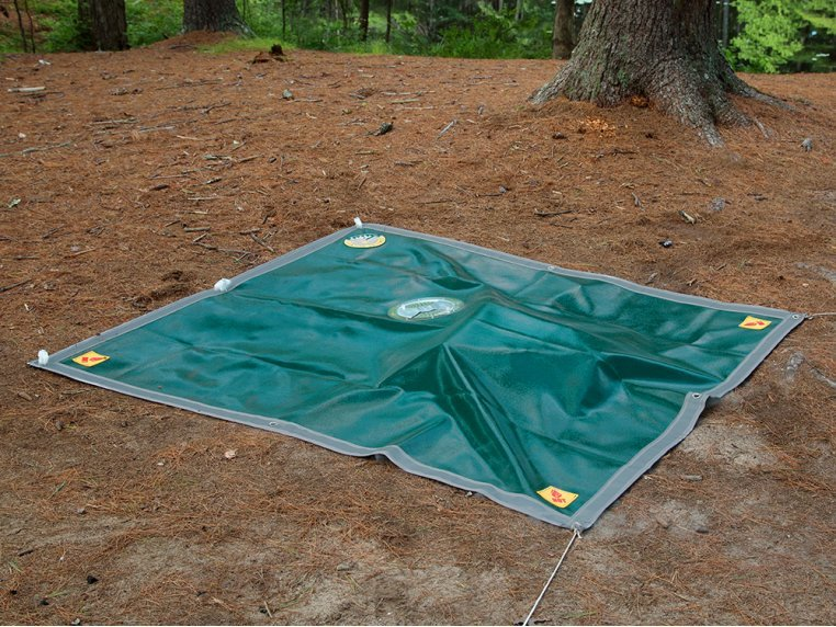 Campfire Safety Cover Pro Kit by Campfire Defender - 2