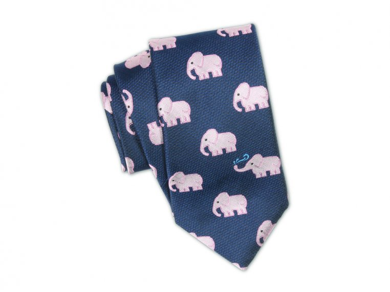 Embroidered Silk Ties by Soxfords - 4