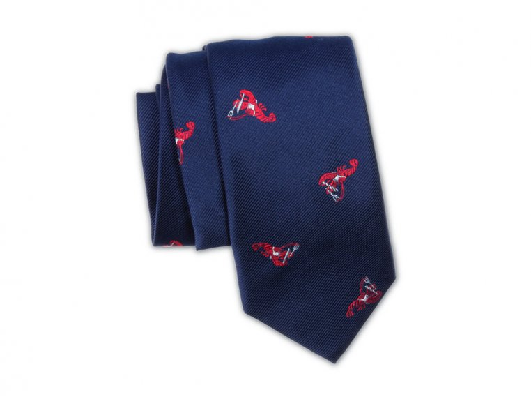 Embroidered Silk Ties by Soxfords - 8
