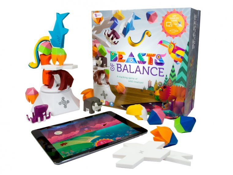 Digi-Physical Stacking Game by Beasts of Balance - 6