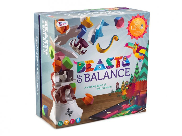Digi-Physical Stacking Game by Beasts of Balance - 8