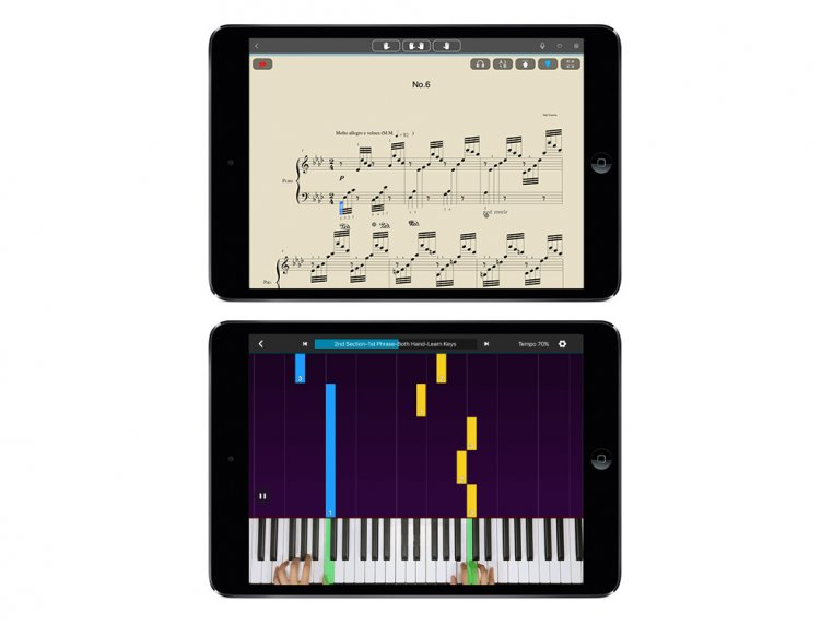 App-Connected Smart Piano by The ONE Music Group - 6