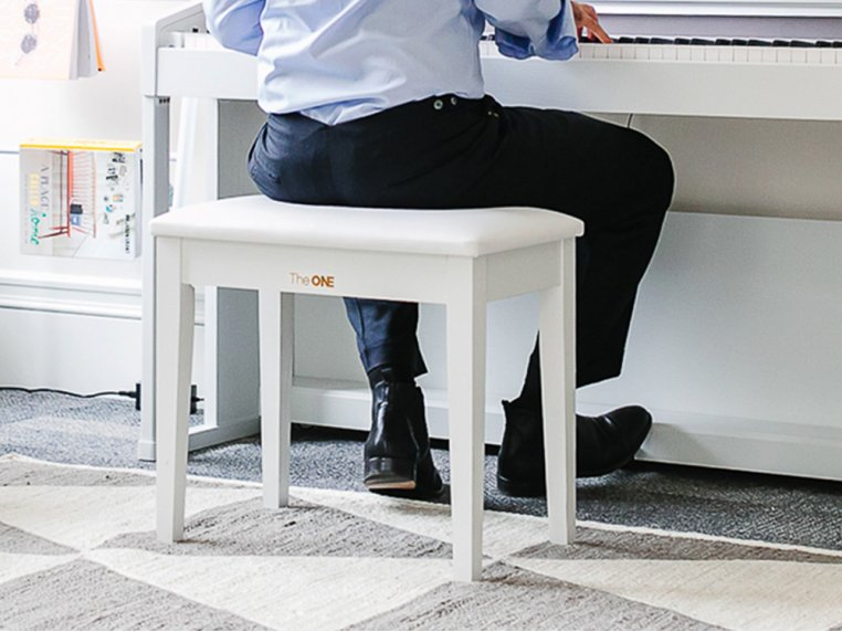 Smart Piano Bench by The ONE Music Group - 1