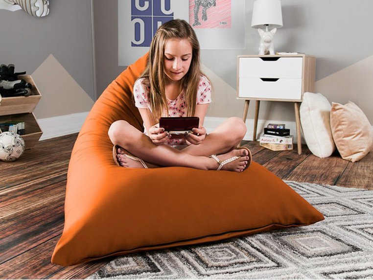 Kids Pivot Bean Bag Lounge Chair by Jaxx Bean Bags - 2