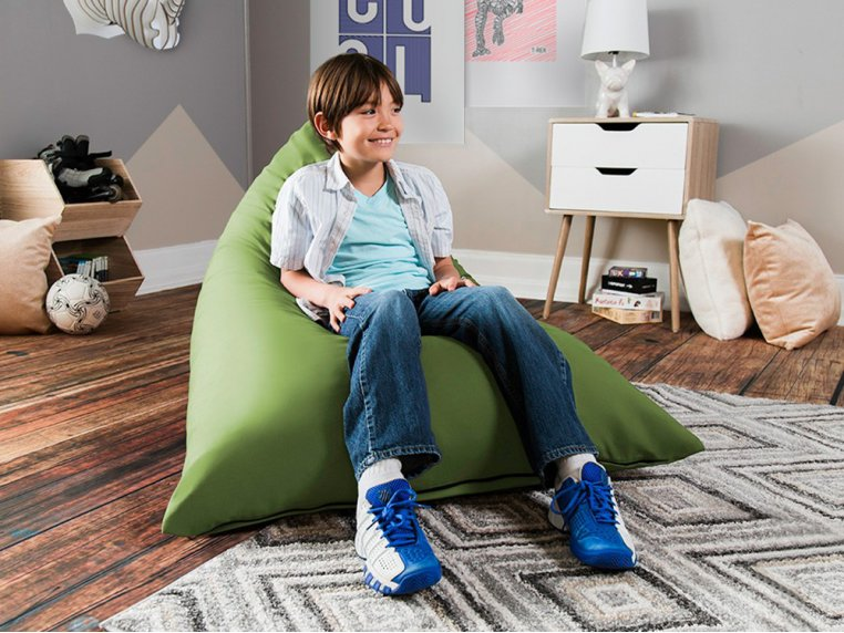 Kids Pivot Bean Bag Lounge Chair by Jaxx Bean Bags - 1