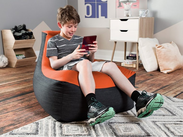 Kids Strato Bean Bag Gaming Chair by Jaxx Bean Bags - 1