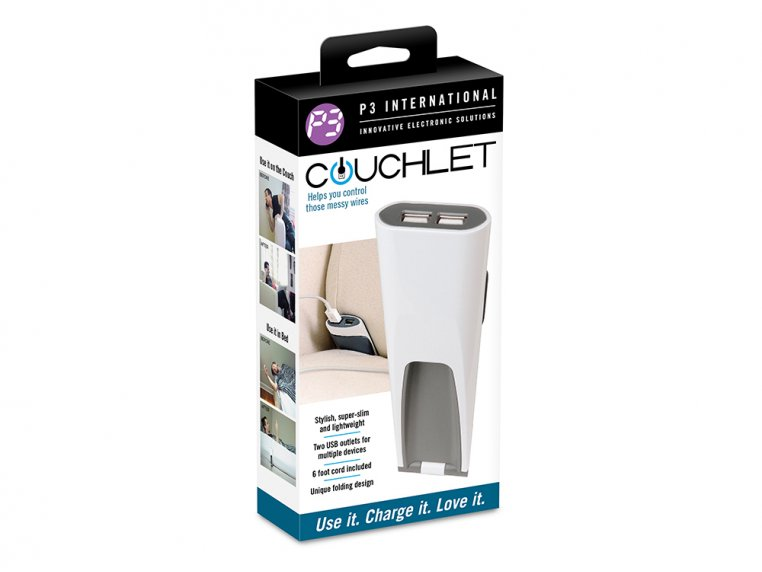 Dual-USB Charging Station by Couchlet - 5