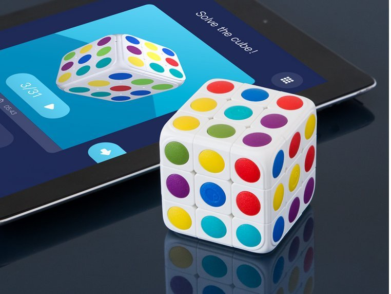 Augmented Reality Puzzle Cube by Cube-Tastic! - 1