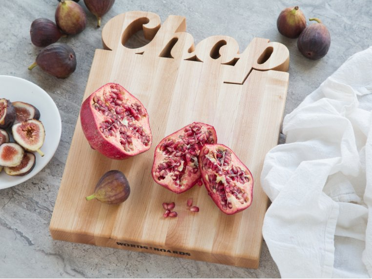 Cutting & Serving Board by Words with Boards - 1