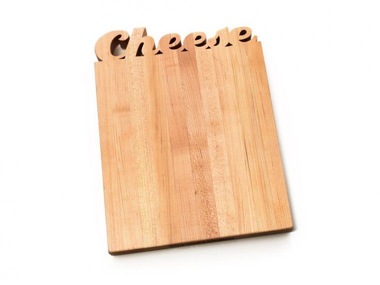 Cutting & Serving Board by Words with Boards - 6