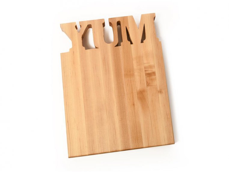 Cutting & Serving Board by Words with Boards - 7