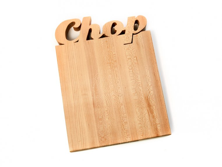Cutting & Serving Board by Words with Boards - 8