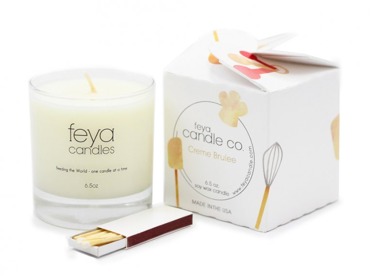 All-Natural Soy Wax Candle by Feya Candle Co. - 15