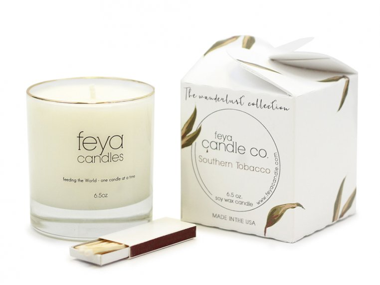All-Natural Soy Wax Candle by Feya Candle Co. - 19