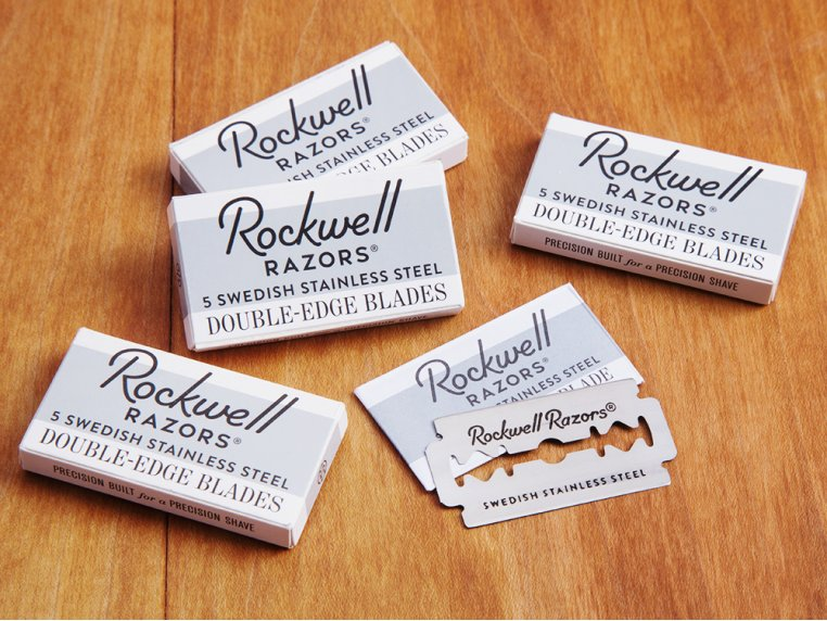 Razor Refill Pack of 20 by Rockwell Razors - 1