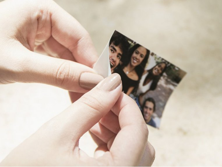 Wireless Photo Printer Paper by Lifeprint - 2