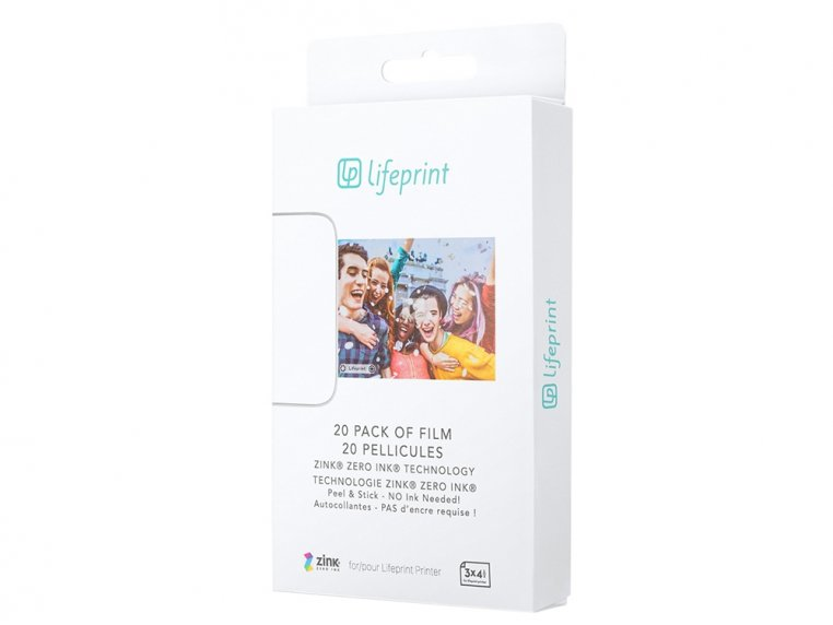 Wireless Photo Printer Paper by Lifeprint - 5