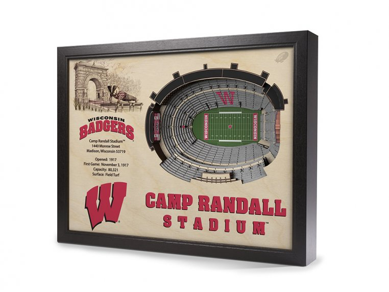 3D Stadium Wall Art by StadiumViews - 18
