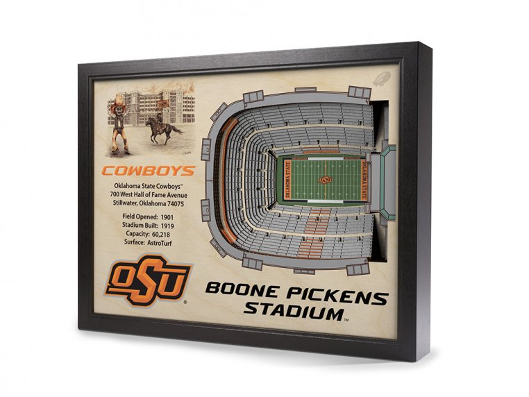 3D Stadium Wall Art by StadiumViews - 29