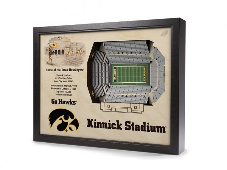 3D Stadium Wall Art by StadiumViews - 19