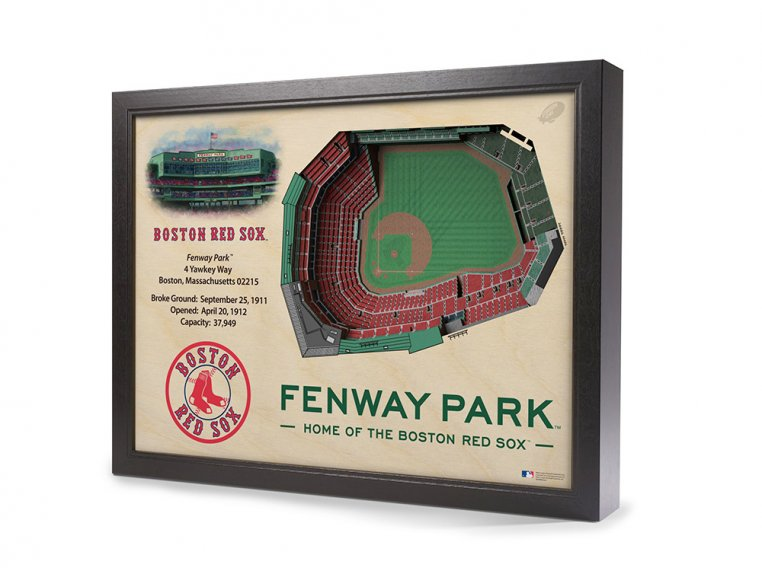 3D Stadium Wall Art by StadiumViews - 22