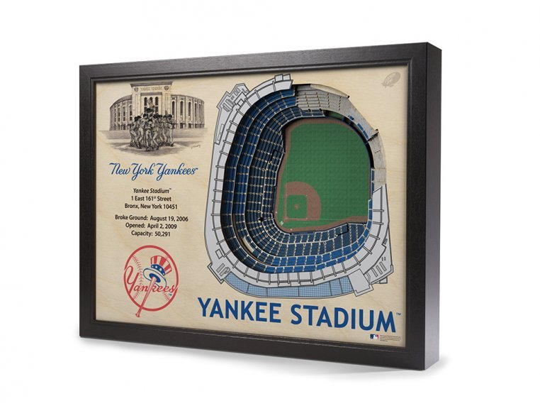 3D Stadium Wall Art by StadiumViews - 35