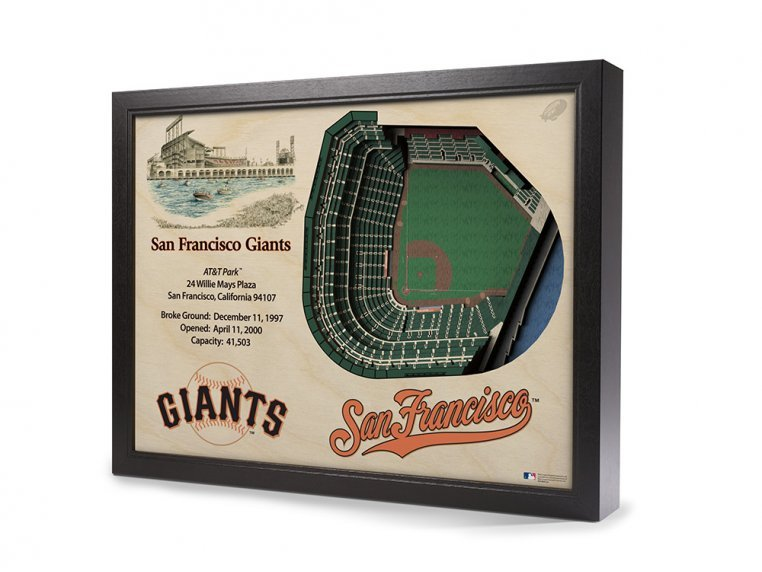 3D Stadium Wall Art by StadiumViews - 36