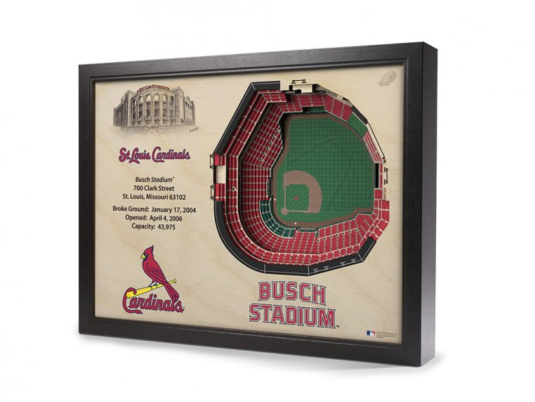 3D Stadium Wall Art by StadiumViews - 23