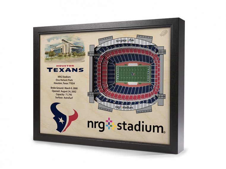 3D Stadium Wall Art by StadiumViews - 48