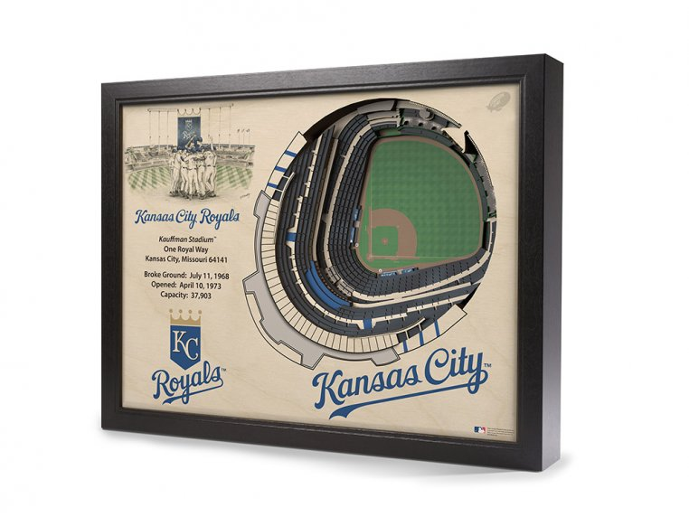 3D Stadium Wall Art by StadiumViews - 62