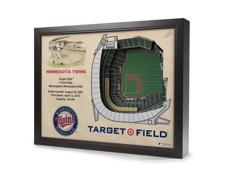 3D Stadium Wall Art by StadiumViews - 64