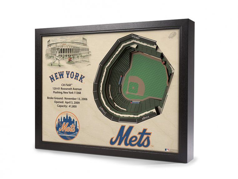 3D Stadium Wall Art by StadiumViews - 65