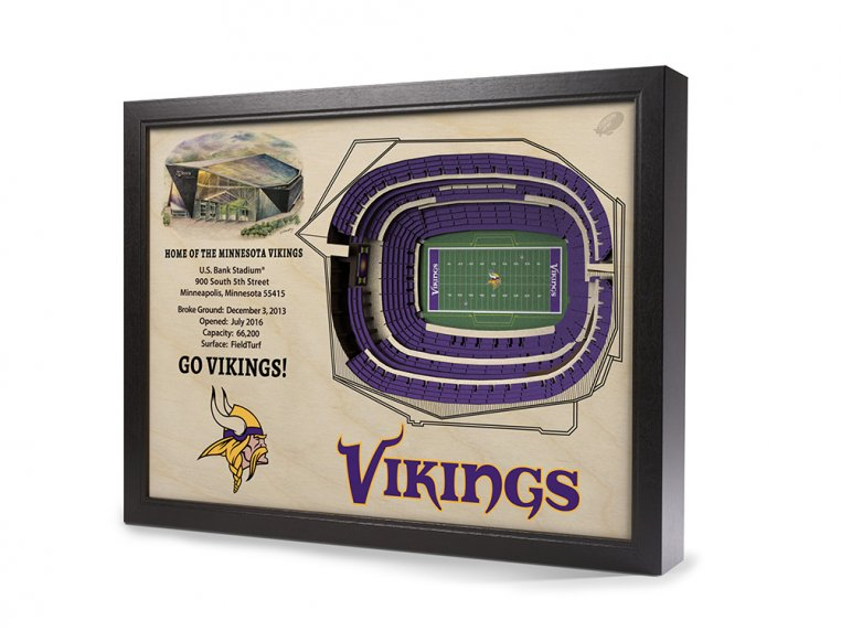 3D Stadium Wall Art by StadiumViews - 31