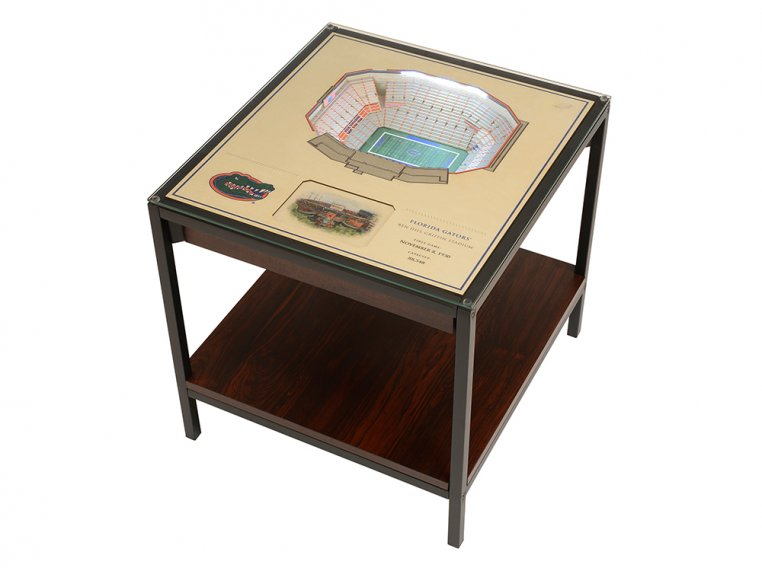 25-Layer Stadium Lighted End Table by StadiumViews - 7