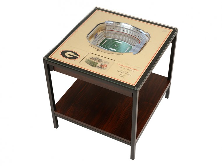 25-Layer Stadium Lighted End Table by StadiumViews - 9
