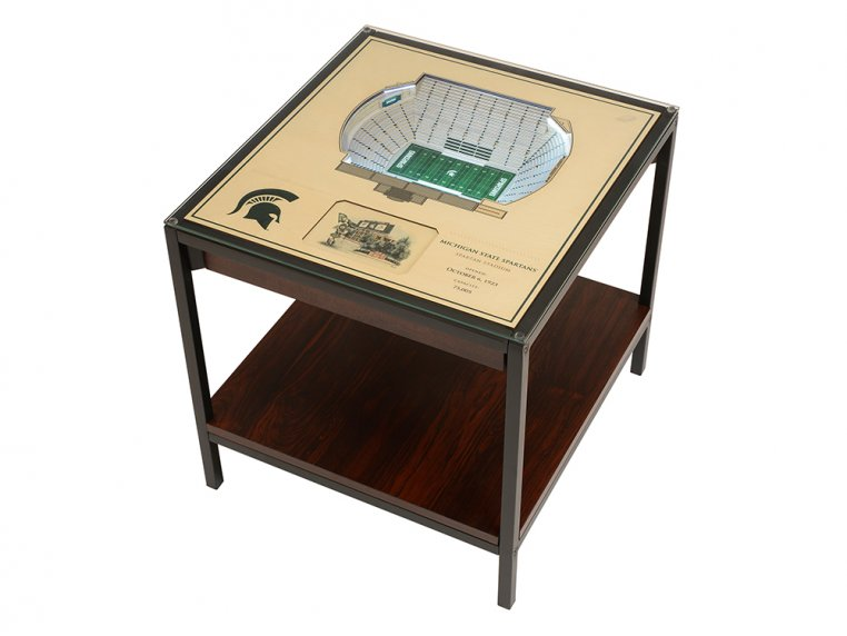 25-Layer Stadium Lighted End Table by StadiumViews - 16