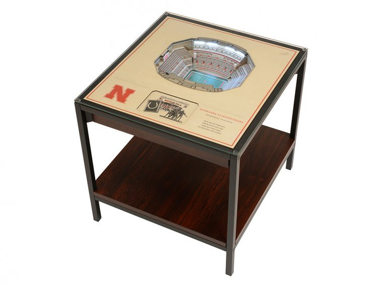 25-Layer Stadium Lighted End Table by StadiumViews - 12