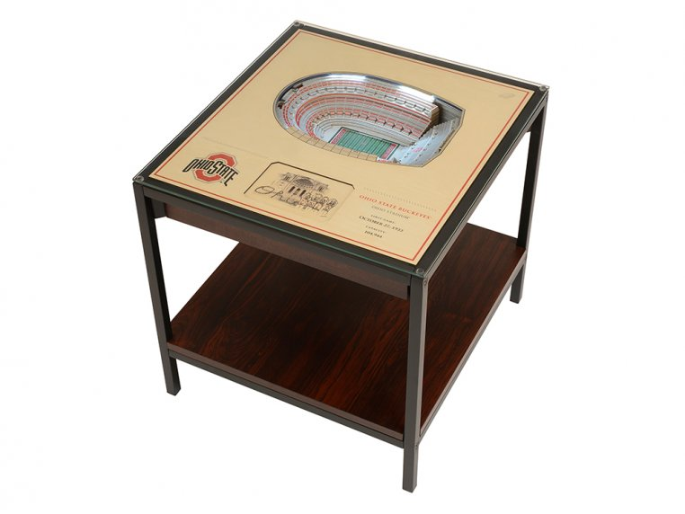 25-Layer Stadium Lighted End Table by StadiumViews - 13