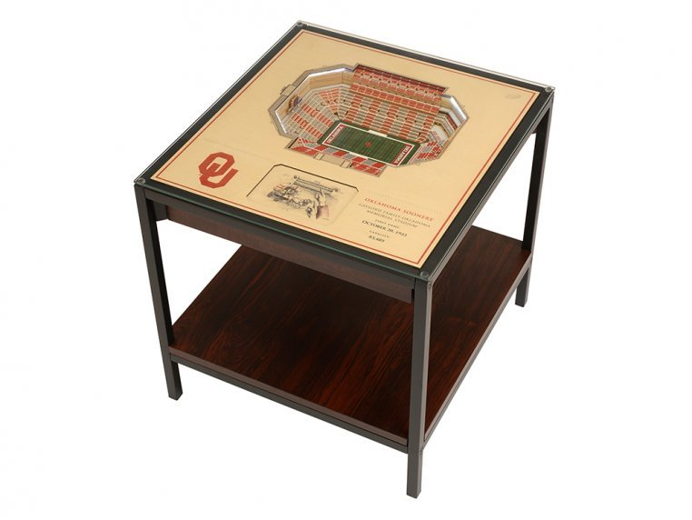 25-Layer Stadium Lighted End Table by StadiumViews - 14