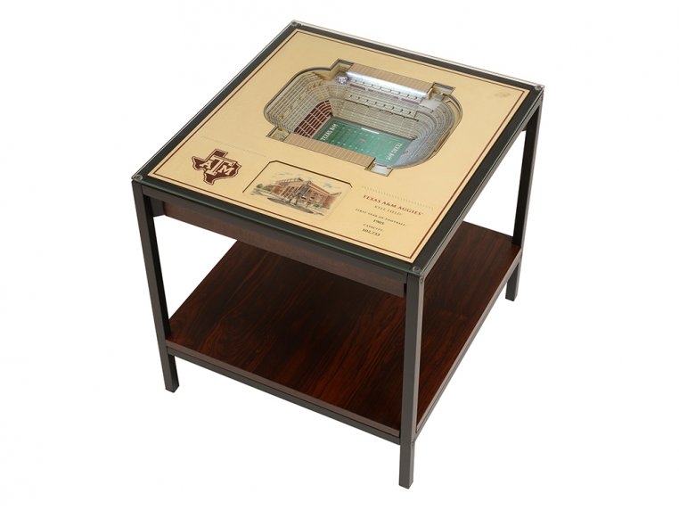 25-Layer Stadium Lighted End Table by StadiumViews - 25