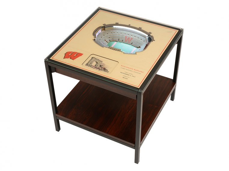 25-Layer Stadium Lighted End Table by StadiumViews - 27