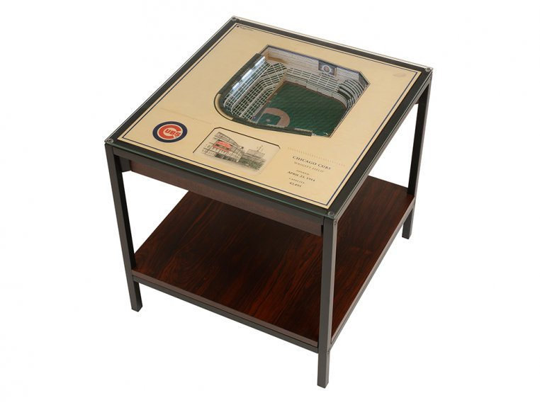 25-Layer Stadium Lighted End Table by StadiumViews - 17