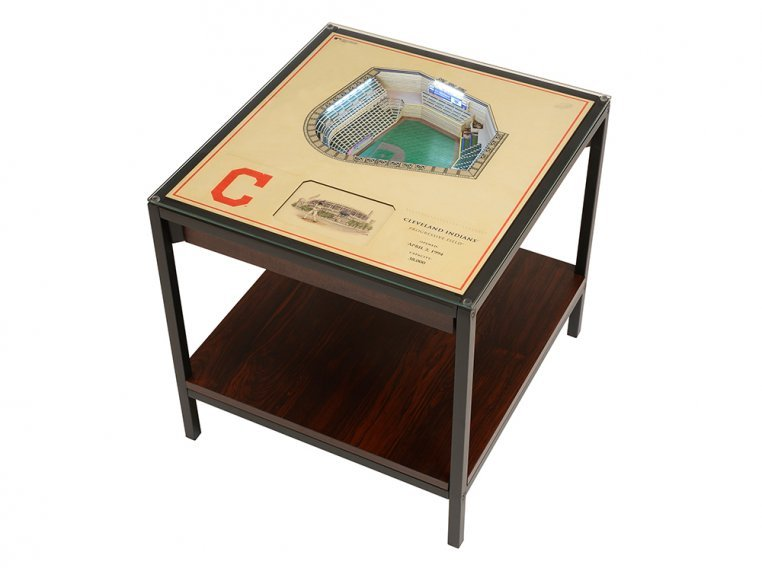25-Layer Stadium Lighted End Table by StadiumViews - 31