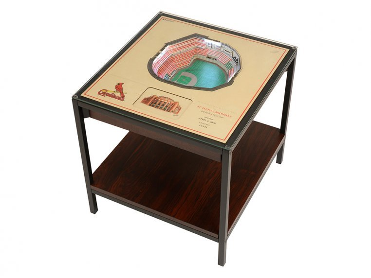 25-Layer Stadium Lighted End Table by StadiumViews - 34