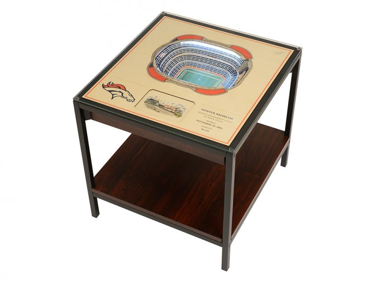 25-Layer Stadium Lighted End Table by StadiumViews - 37