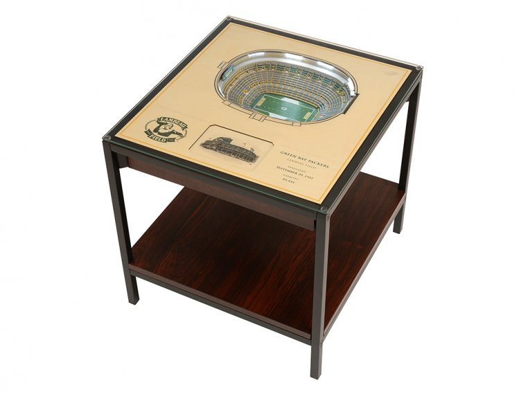 25-Layer Stadium Lighted End Table by StadiumViews - 38