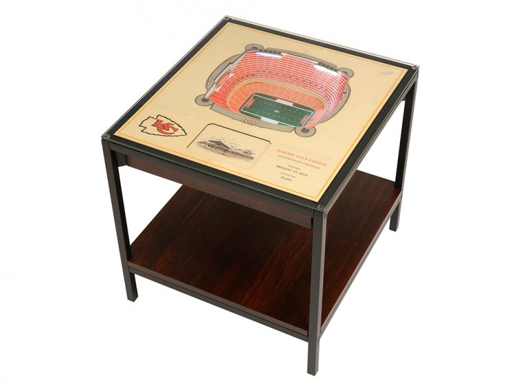 25-Layer Stadium Lighted End Table by StadiumViews - 40